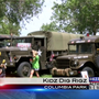 Kadlec Foundation hosts Kids Dig Rigz for the truck and tank crazed