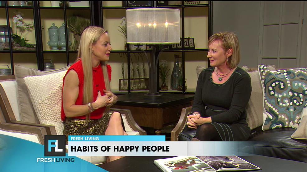 Những thói quen của người hạnh phúc