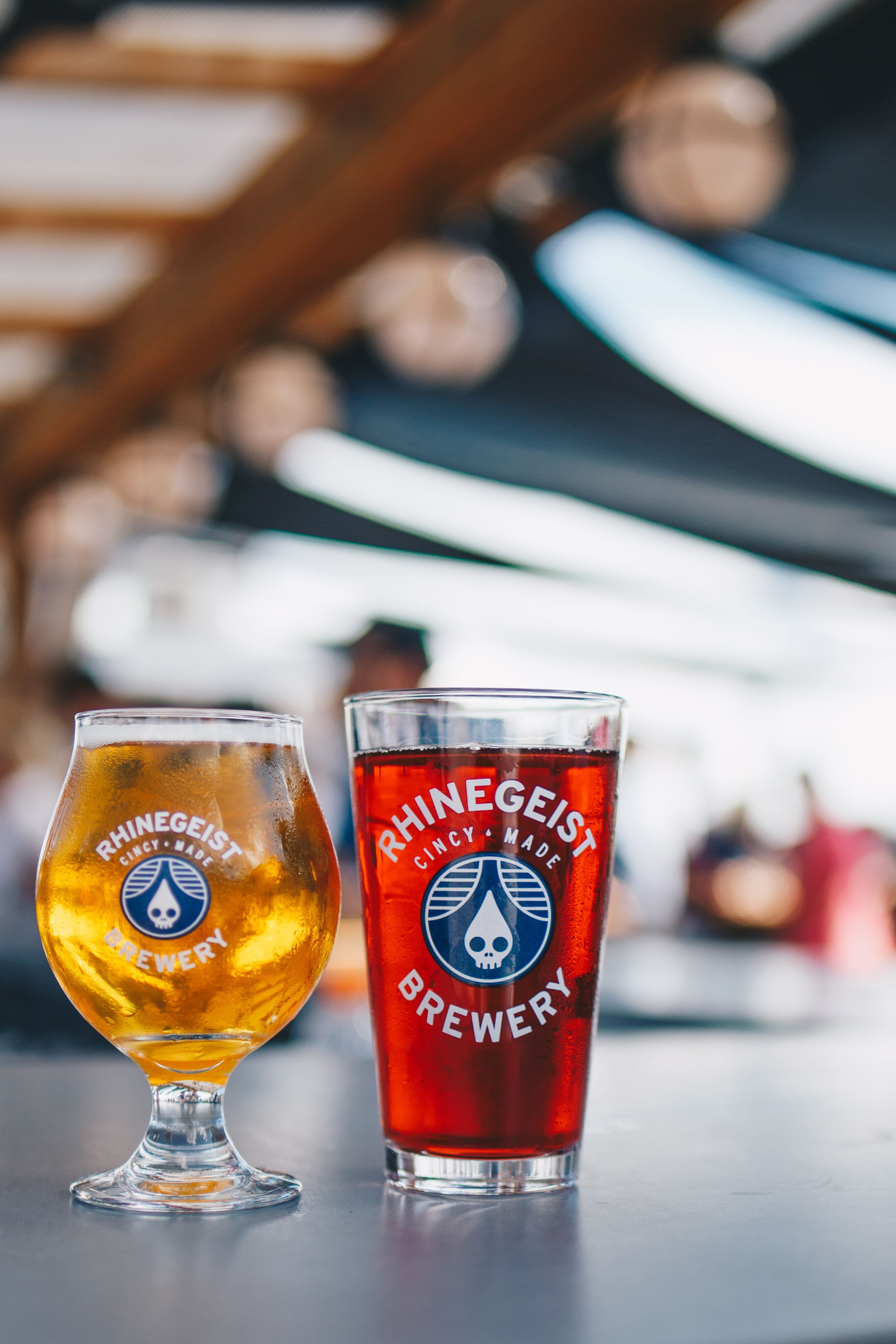 Rhinegeist (Brewery) / ADDRESS: 1910 Elm St., OTR / PHONE: 513-381-1367 / Image: Catherine Viox{ }// Published: 3.17.20