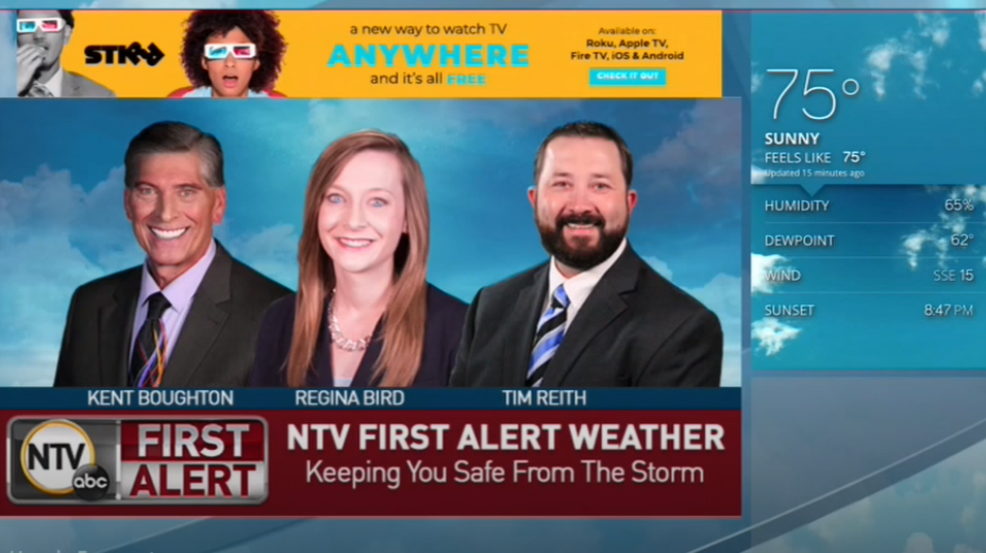 NTV's First Alert Weather App | KHGI
