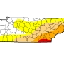 Latest Drought Monitor shows Middle Tennessee conditions improving