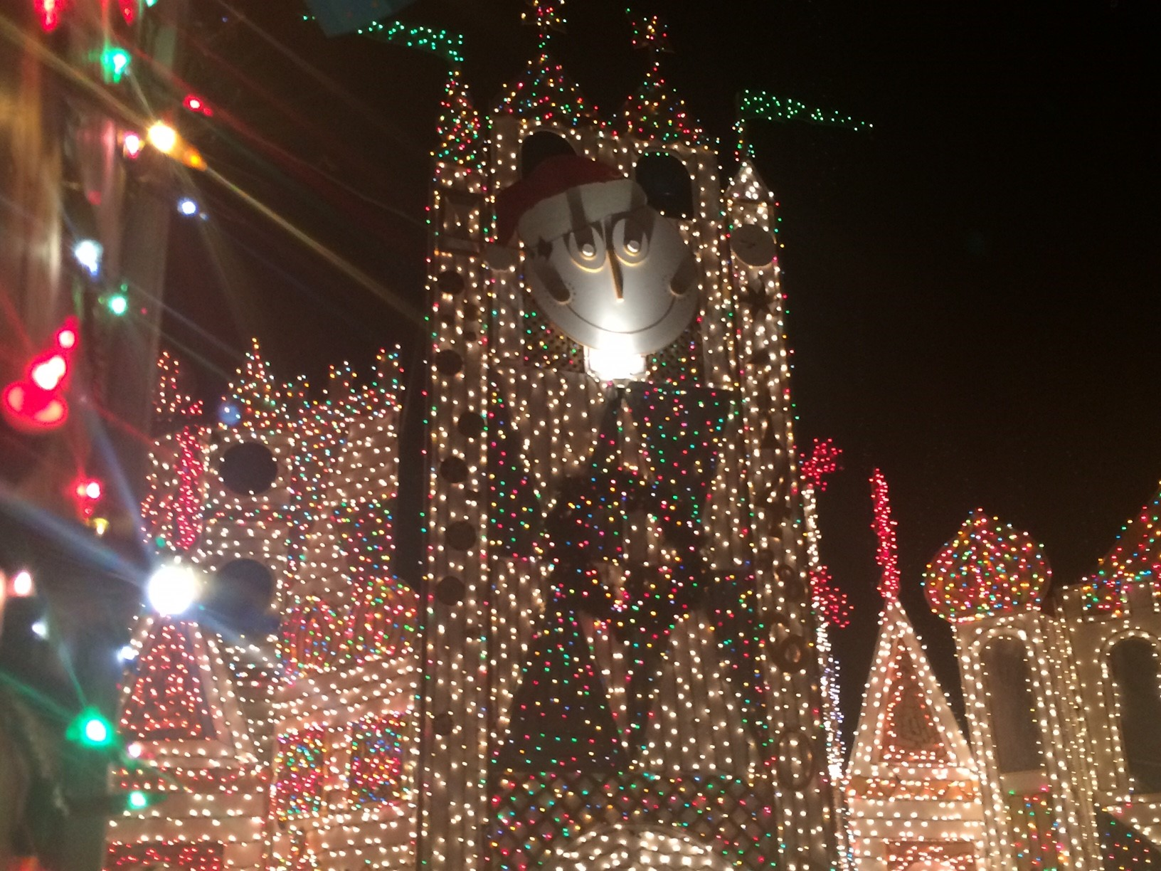 Famous Christmas light castle in St. George up and lifting holiday spirits (Photo: DJ Bolerjack)