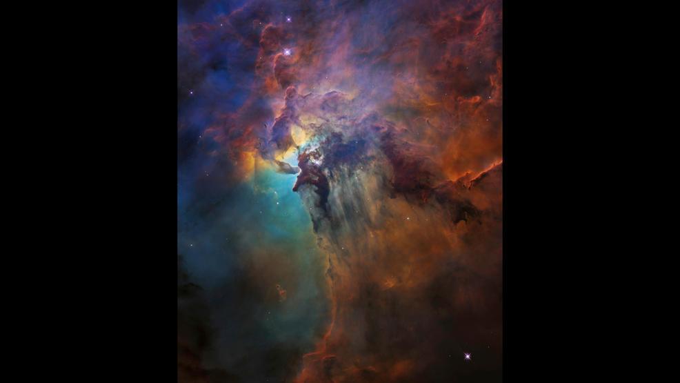 Hubble's 28 years marked by shot of wild stellar nursery