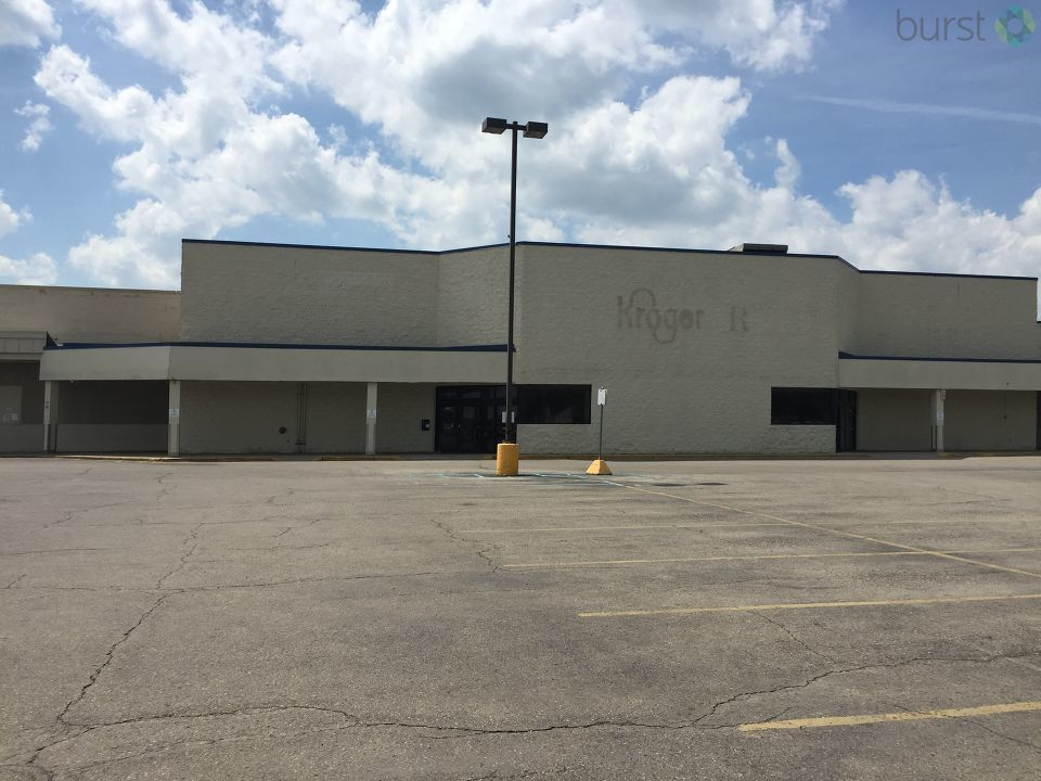 Hamady Complete Food Center has purchased the formerKroger store building on Pierson near Clio in the Hallwood Plaza in Flint. (Photo: Joel Feick/WEYI/WSMH)