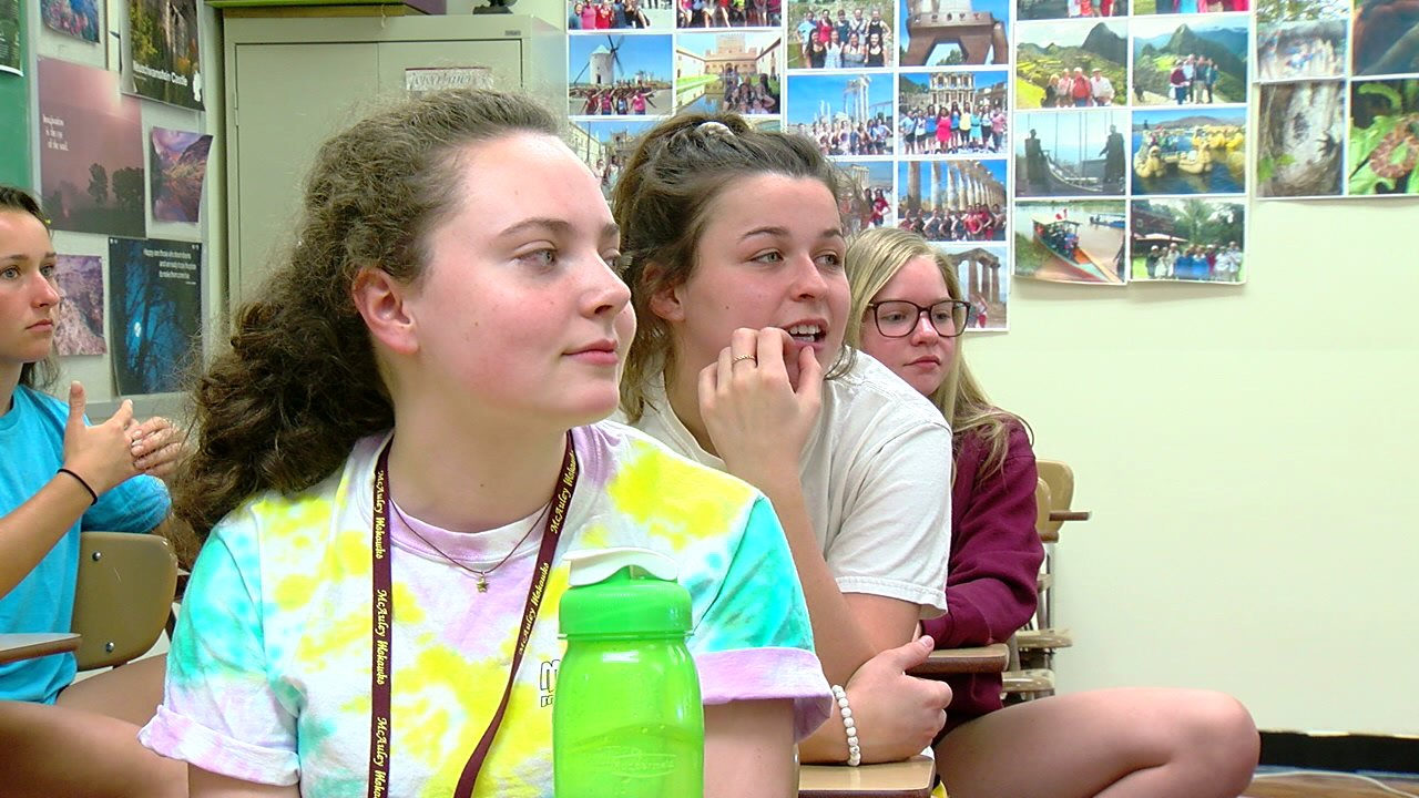 Last days for McAuley and Mercy (WKRC)