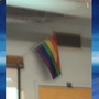 Superintendent says LGBTQ pride flags not replacing US flags in classrooms