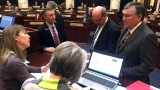 Idaho Legislature at a standstill, adjournment delayed