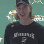 Musketeers goalie signs NHL contract