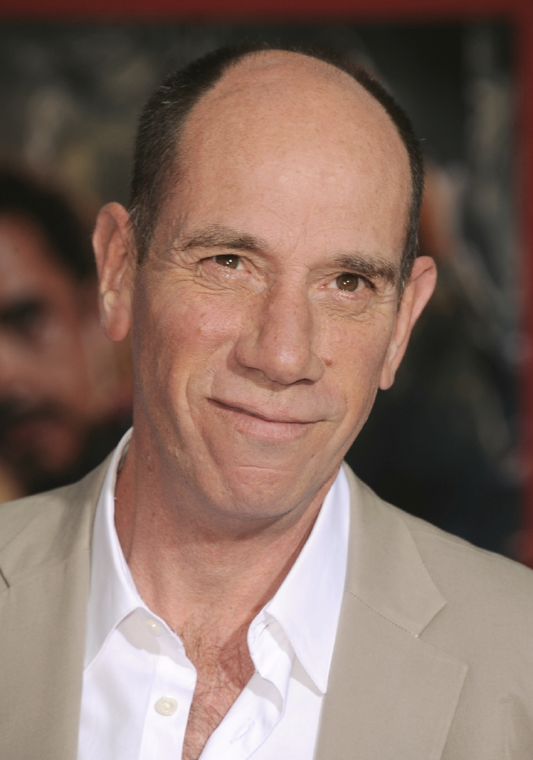 "FILE - This April 24, 2013 file photo shows actor Miguel Ferrer at the world premiere of ""Marvel's Iron Man 3"" in Los Angeles. Ferrer, who brought stern authority to his featured role on CBS' hit drama ""NCIS: Los Angeles"" and, before that, to ""Crossing Jordan,"" died Thursday, Jan. 19, 2017, of cancer at his Los Angeles home. He was 61. (Photo by Jordan Strauss/Invision/AP, File)"