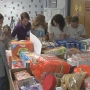 Putnam County students collect food for church program