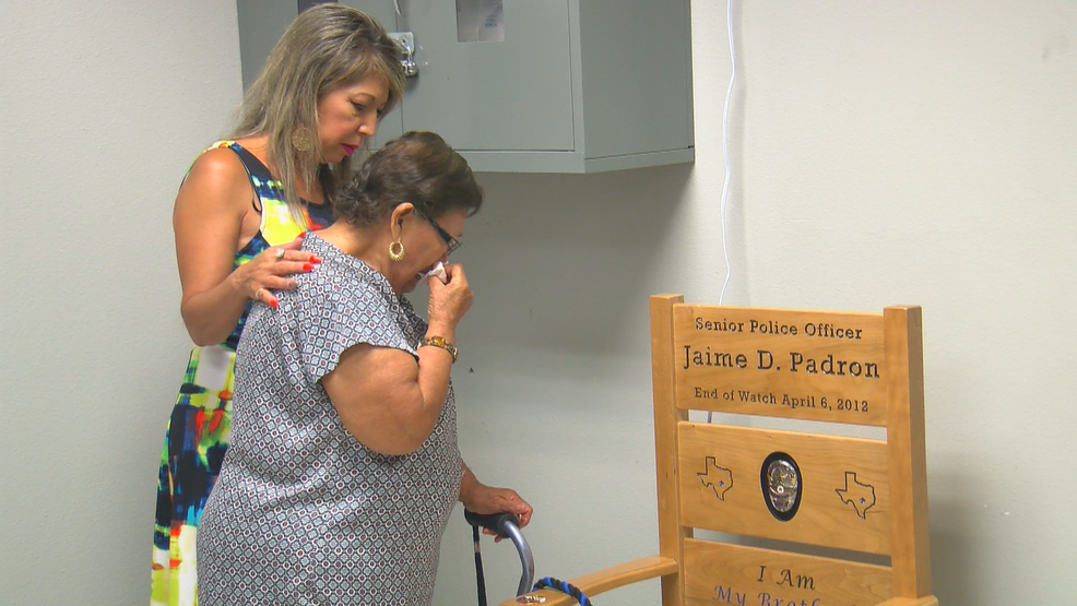 Fallen Austin officer recognized for his sacrifice in the line of duty