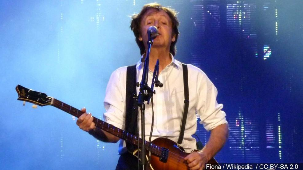 Paul McCartney adds second Las Vegas date to tour