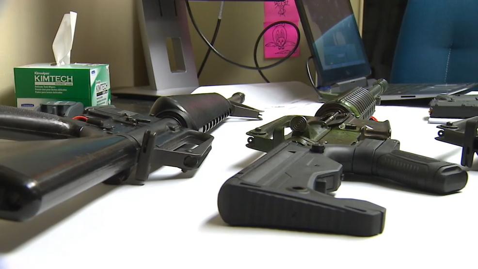 Stolen Guns Stir Questions About Washingtons New Gun Law Kepr