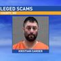Wheeling man arrested for alleged multi-county schemes