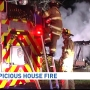 Comstock Twp. fire ruled suspicious; homeowner's stepdaughter blames squatters