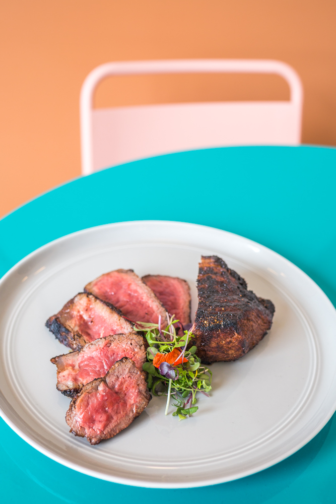 Sirloin Cap: boneless, lean, and extremely tender / Image: Catherine Viox // Published: 4.11.19