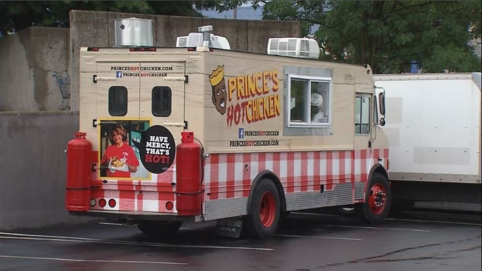 Mayor Proclaims Nashville Hot Chicken Day Wztv
