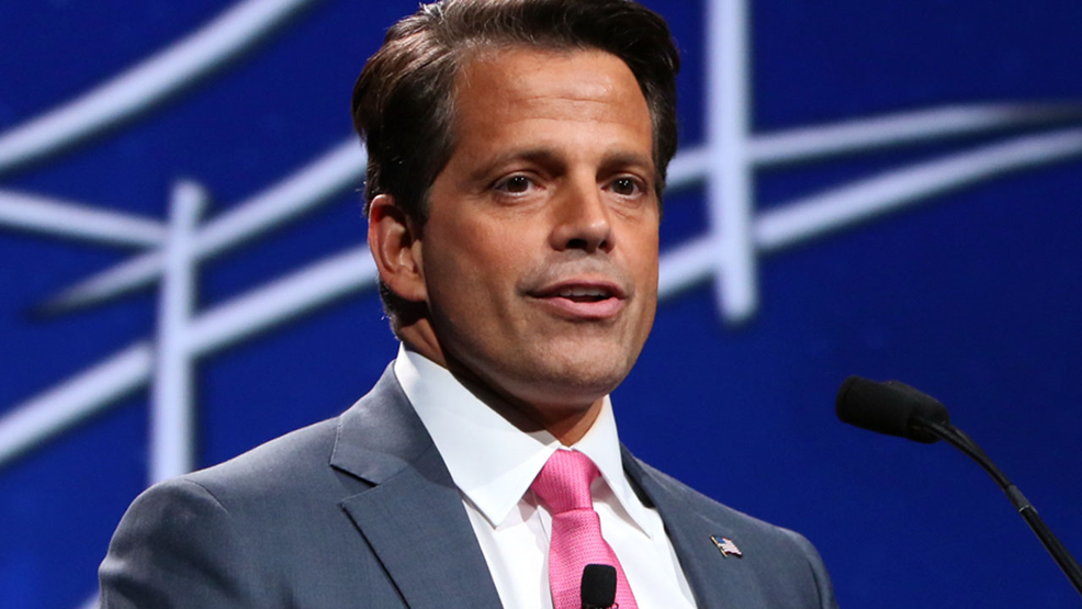 Report: Anthony Scaramucci didn't tell his wife he was working for the White House