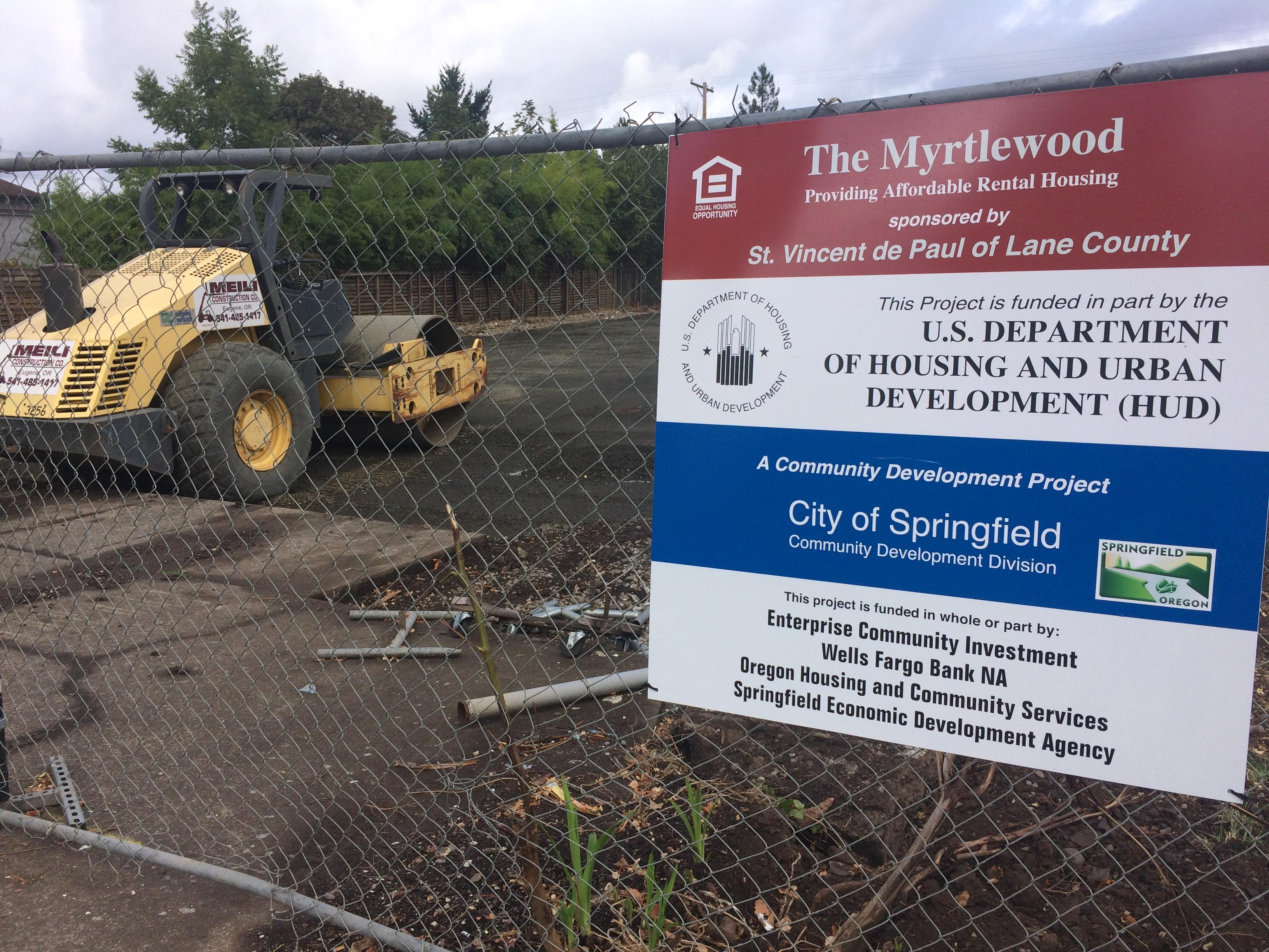 St. Vincent De Paul introduces Myrtlewood, an affordable housing project in Springfield