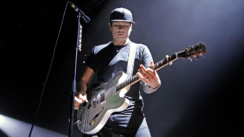 Blink 182's Tom DeLonge emailed top Clinton adviser with UFO advice
