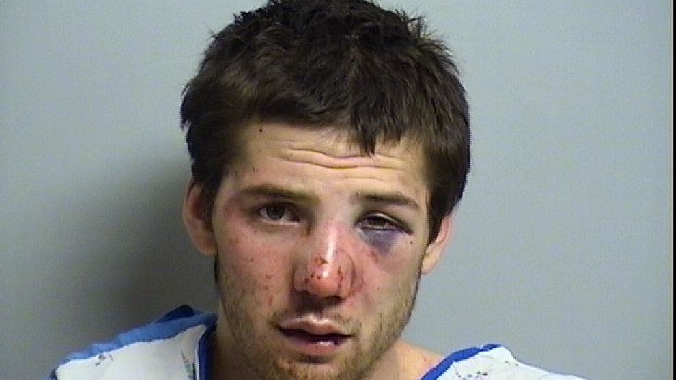 Osage county jail booking report