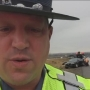 Troopers ask drivers to take caution with rain after multiple accidents