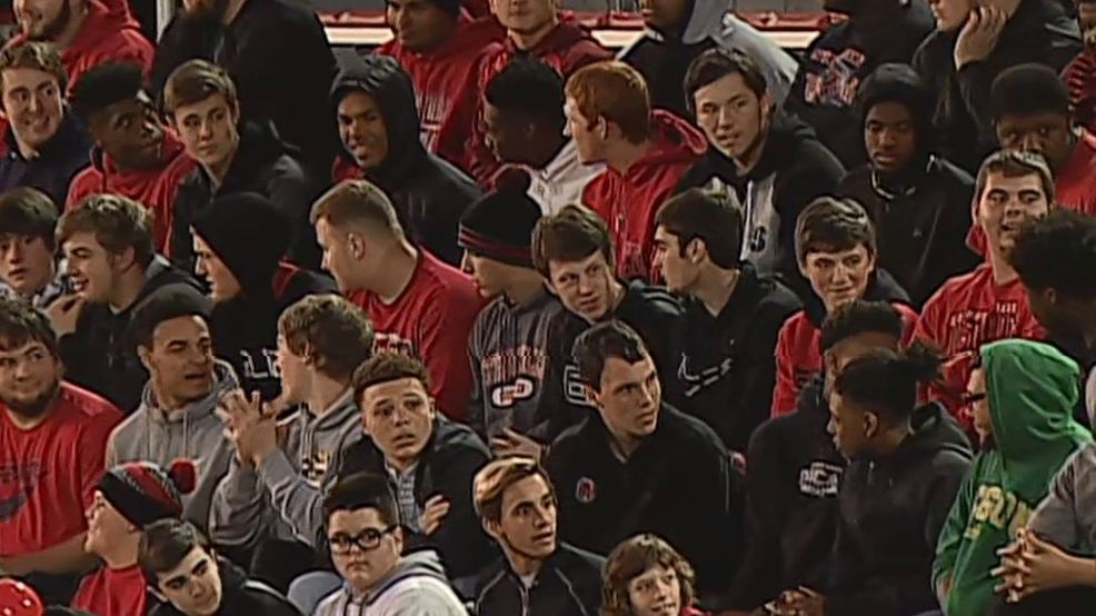 WATCH: Big Red rallies for state championship game