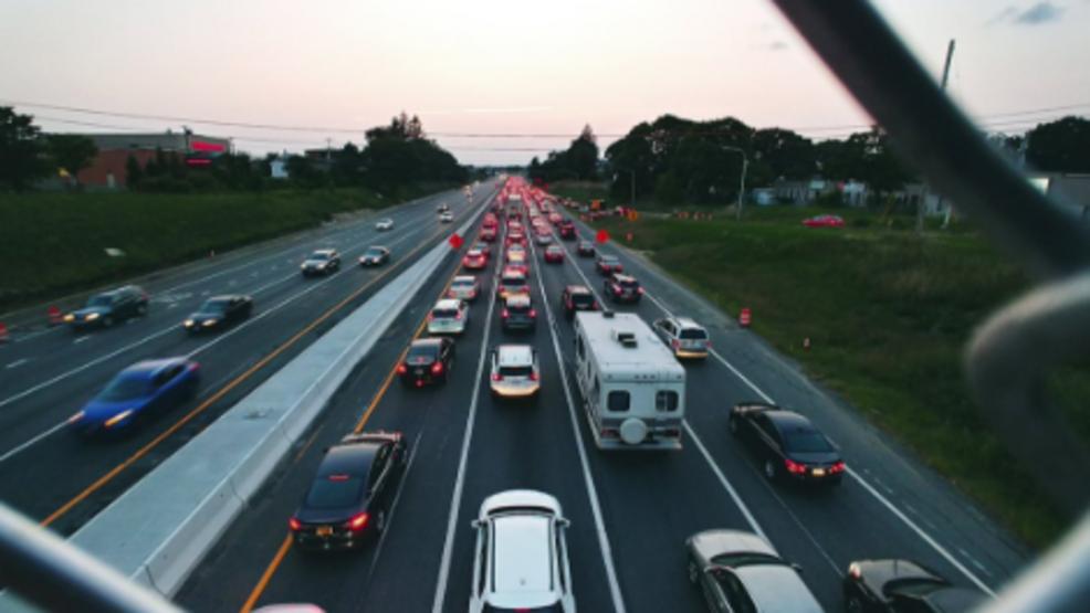 Traffic issues on 195 west worsen over weekend | WJAR