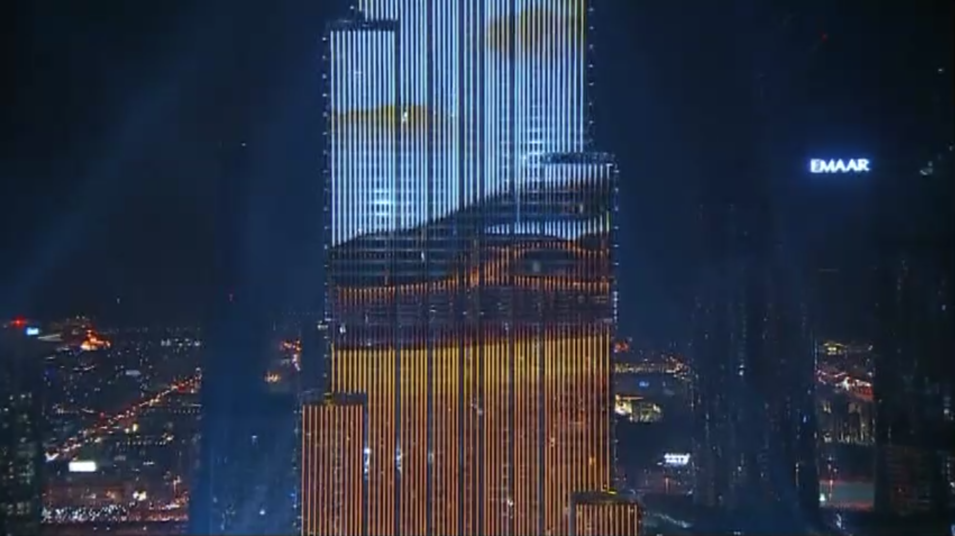 LIVE: Watch Dubai's record breaking New Year's Eve celebrations (CNN Newsource)