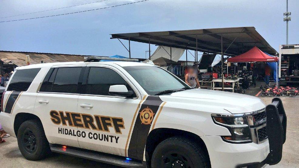 hidalgo county sheriff s office raids alamo flea market kgbt