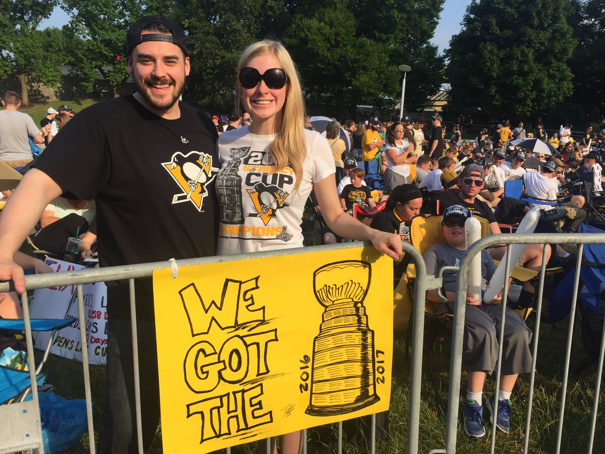 Pittsburgh is hosting a parade to celebrate the Penguins' Stanley Cup championship. (WJAC)