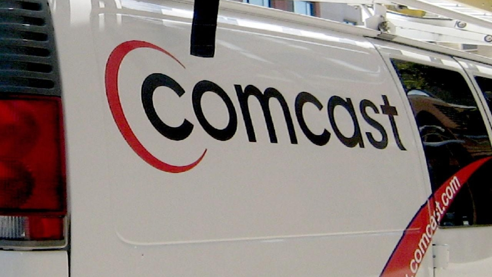 Comcast to limit amount of internet data customers can use monthly