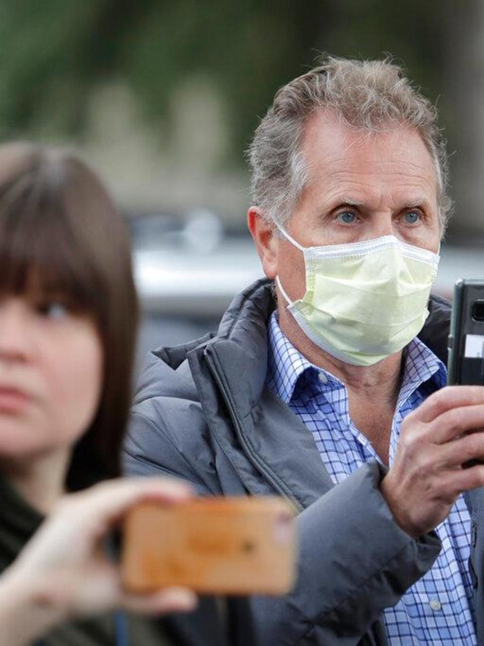 vancouver surgical mask