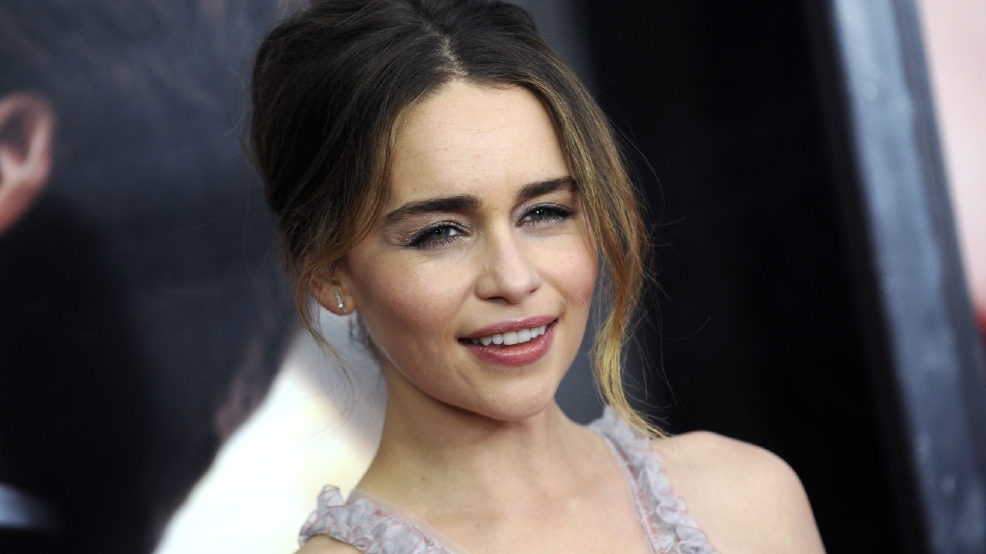 Emilia Clarke on how to watch 'Game of Thrones' nude scene with parents