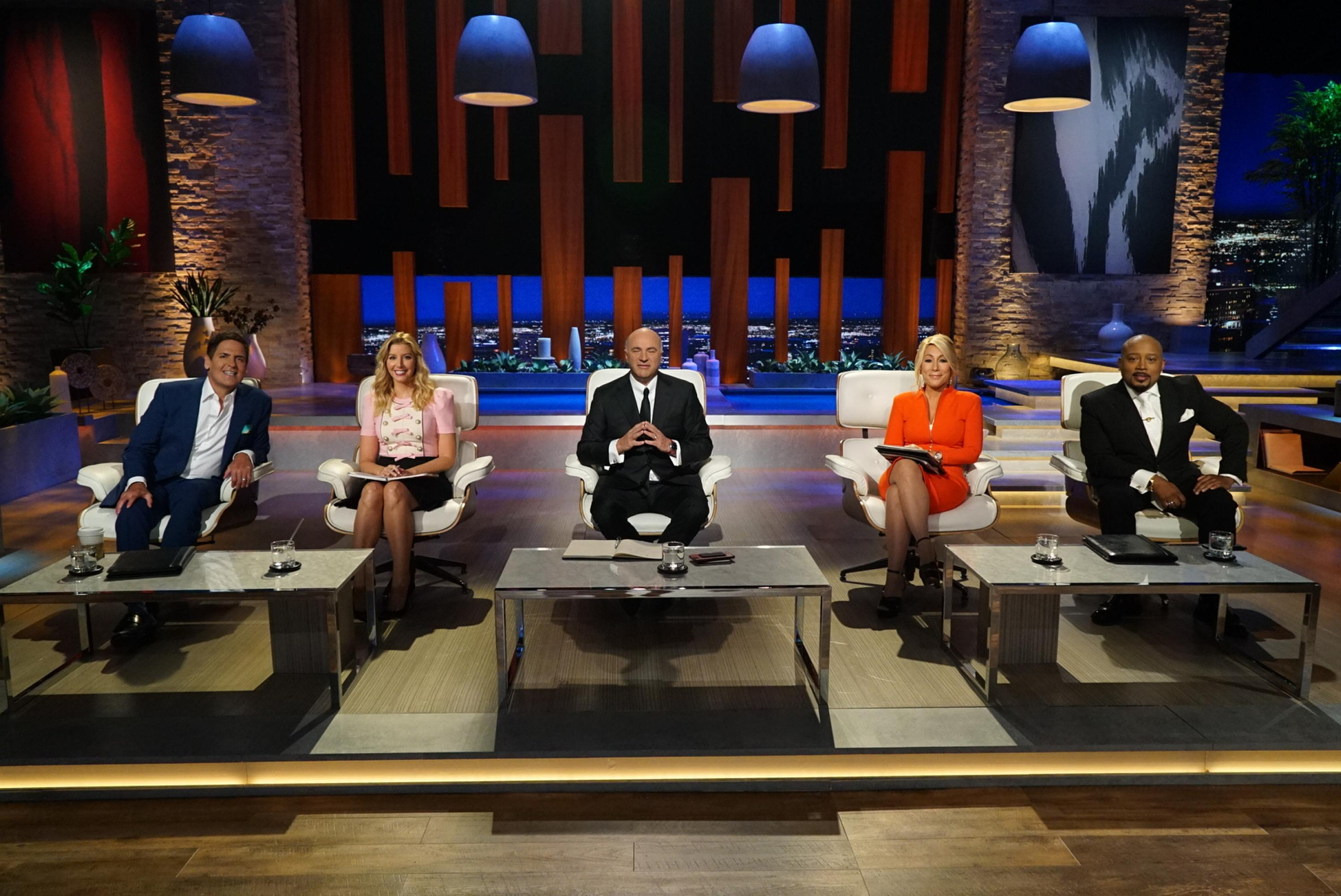 Shark Tank will be rolling into town to host an open casting call on Tuesday June 5 at Studio Xfinity. (Image: ABC/Eric McCandless)