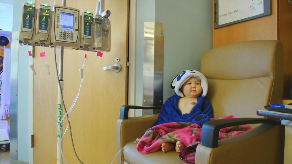 CNY baby battles rare disease, needs bone marrow ...
