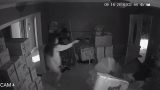 VIDEO | Woman exchanges gunfire with armed burglars, fatally injuring one