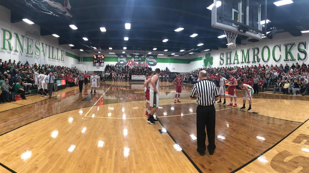 1.5.19 Highlights - Union Local vs Barnesville - boys basketball