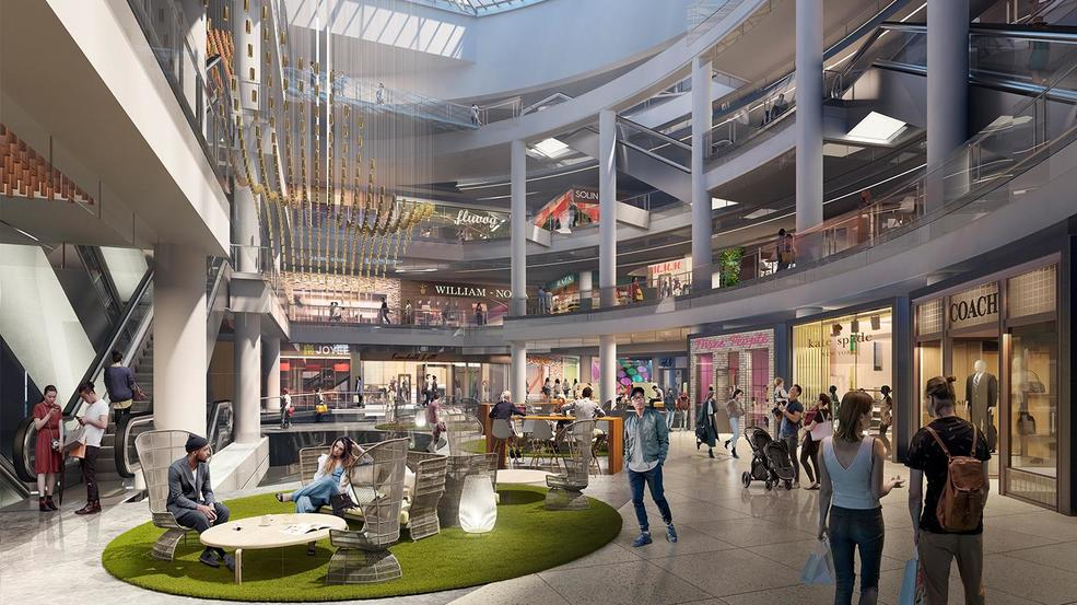 Pacific Place releases new remodel renderings, announces Haidilao opening