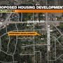 Re-zoning approved for new housing development