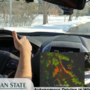 Could a self-driving car drive better in snow than a human? MSU researcher says yes