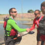 Paddlers across the country go head to head in the annual South Dakota Kayak Challenge