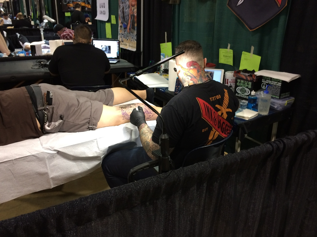 Organizers believe Eugene tattoo gives visitors a unique