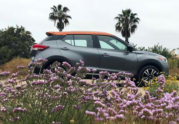 PHOTO GALLERY: 2018 Nissan Kicks