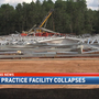 Jags indoor practice facility collapses
