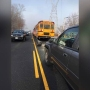 Police: Driver of car injured after striking Bedford Co. school bus