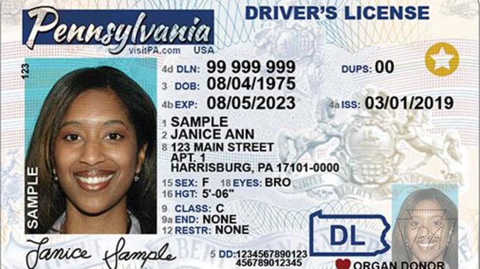 REAL ID event held at Harrisburg International Airport
