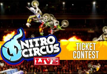 Nitro Circus Ticket Contest