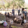 Anthropology group exhuming unidentified migrant remains finds more than expected
