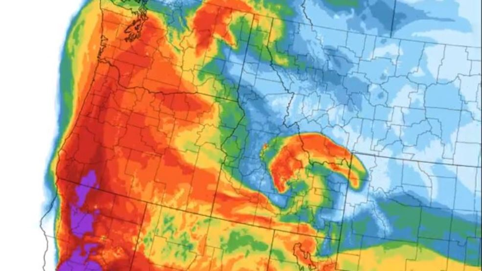 Weather Service: Winds will bring smoke from wildfires into